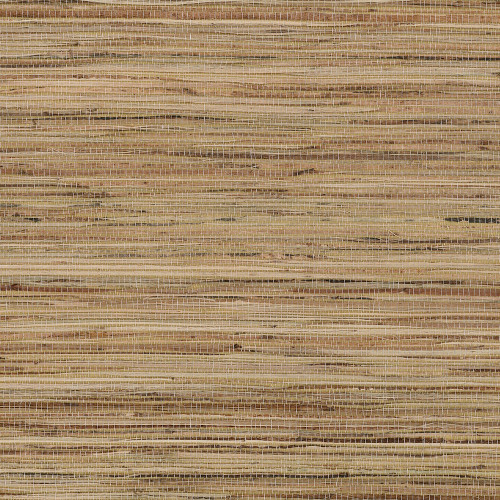 Norwall Wallcoverings 488-417 Decorator Grasscloth II Fine Raw Jute with Gold Wallpaper