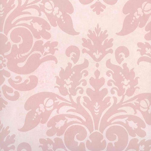 Chesapeake CKB77721 Peony Damask Wallpaper, Red Rose