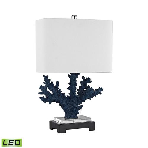 Cape Sable LED Table Lamp Dimond lighting by ELK D3026-LED Black
