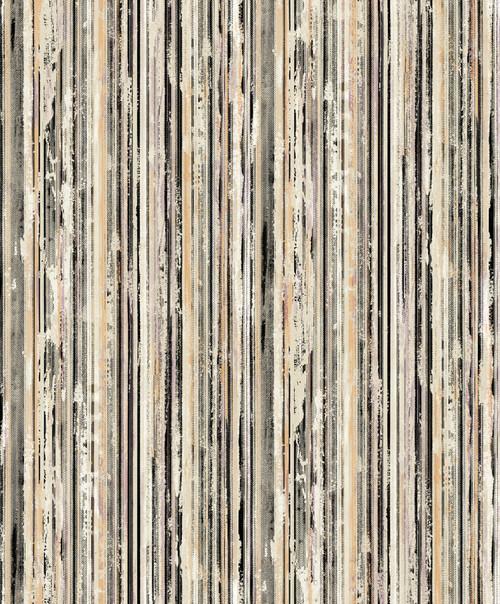 Brewster 2812-BLW20407 Advantage Surfaces Savanna Multicolor Stripe Wallpaper Multicolor