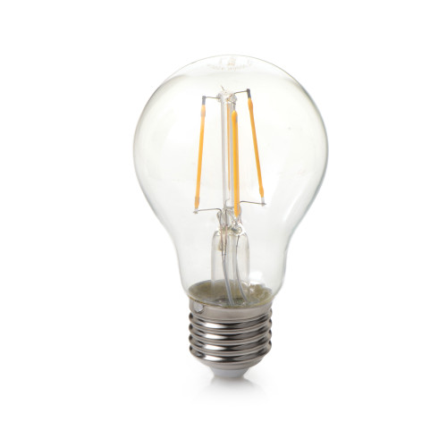 Classic Look Clear Glass LED Filament Bulb 3.5 Watt 3000K Warm White