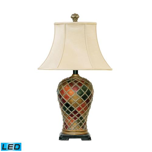 Dimond lighting by Elk 91-152-LED Joseph 1 Light LED Table Lamp Bellevue Finish