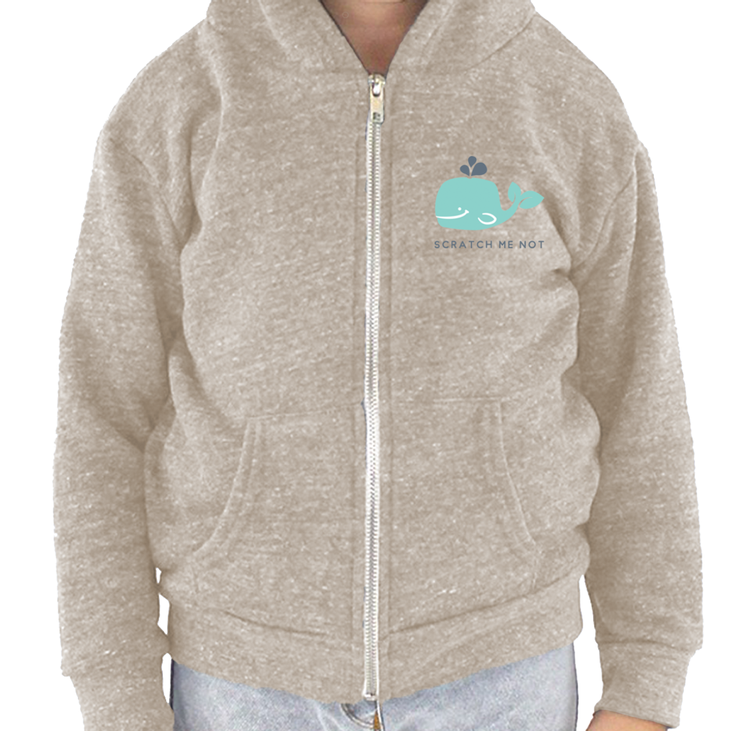 ScratchMeNot Toddler and Kid's Hoodie