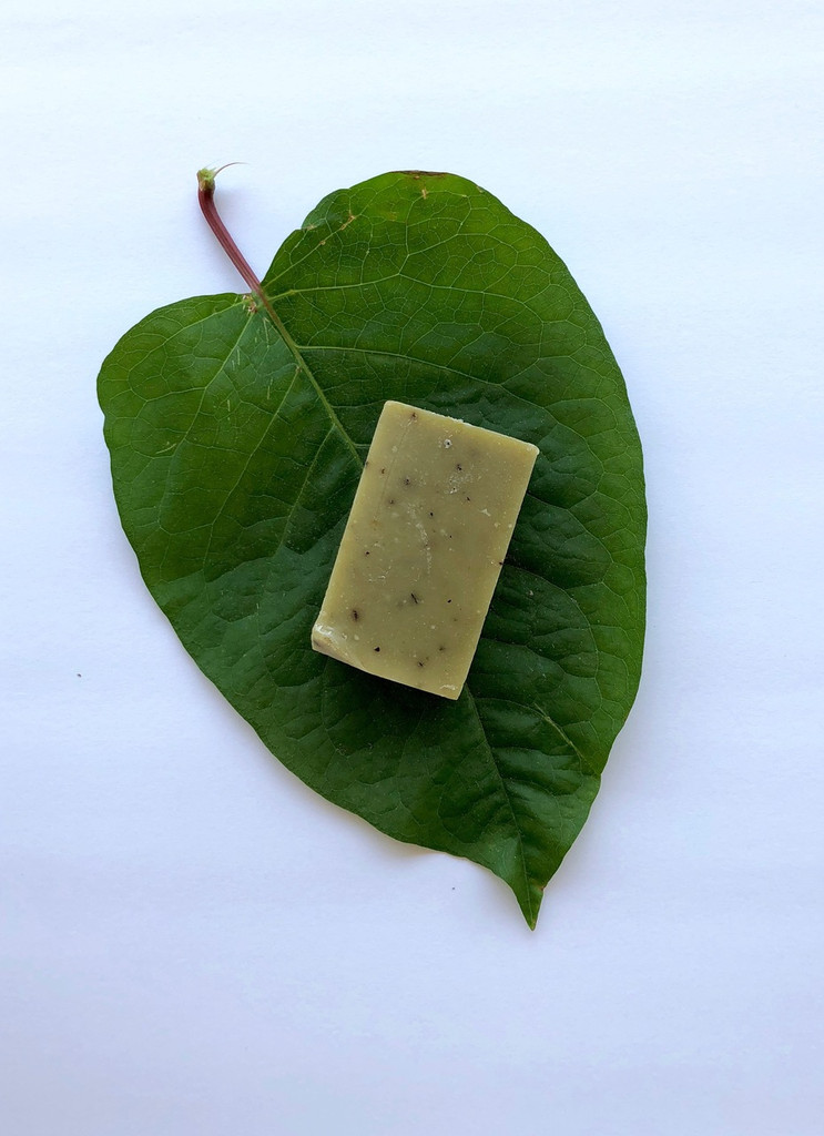 Peppermint Organic Bar Soap