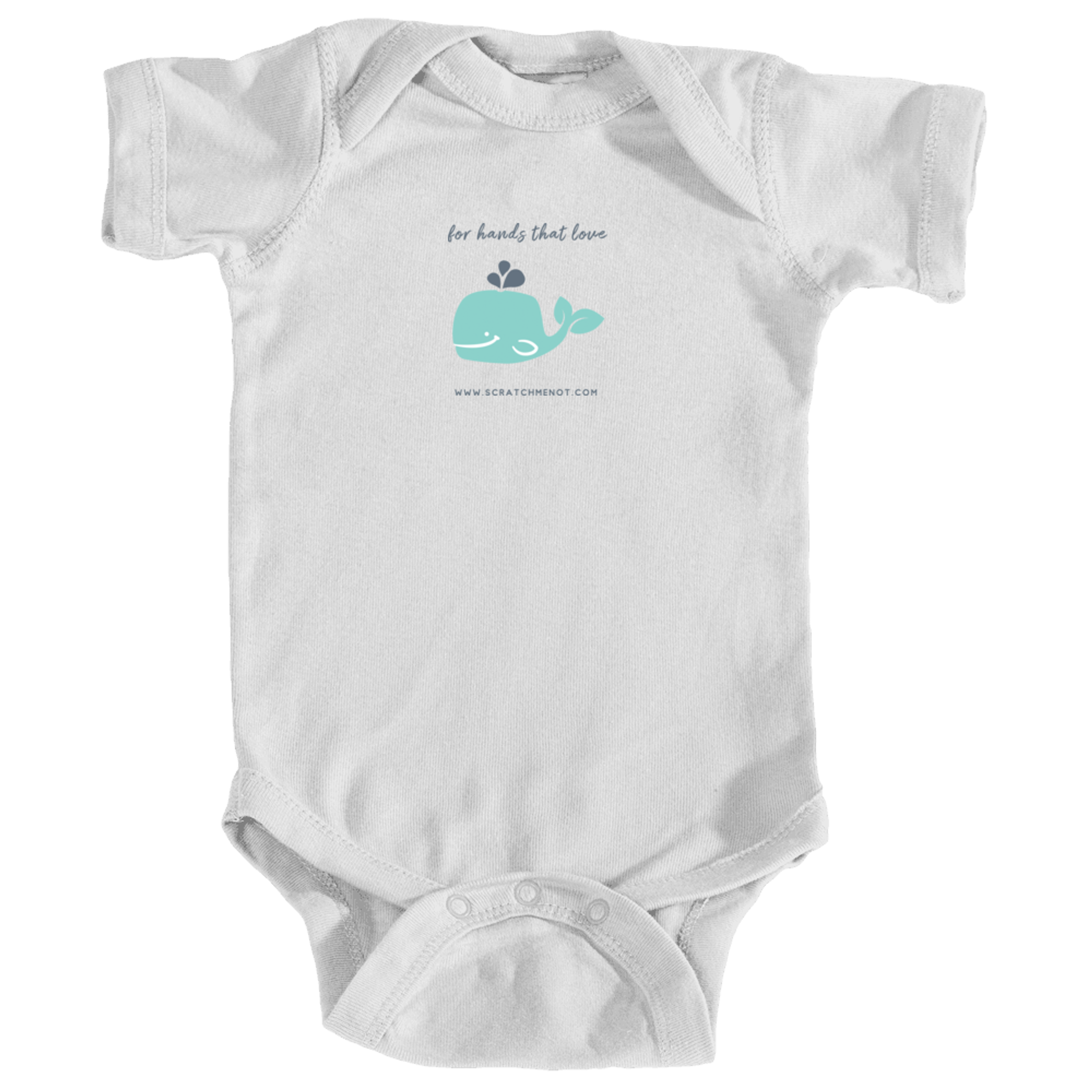 ScratchMeNot Mascot Infant Body Suit