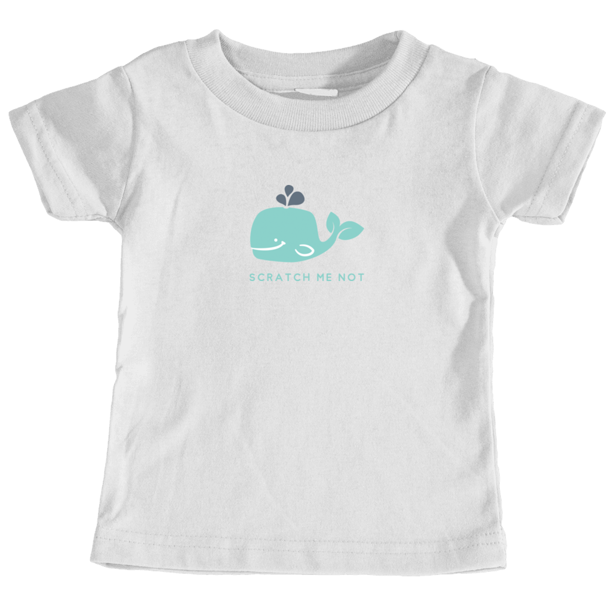 ScratchMeNot Short Sleeve tee for Infant