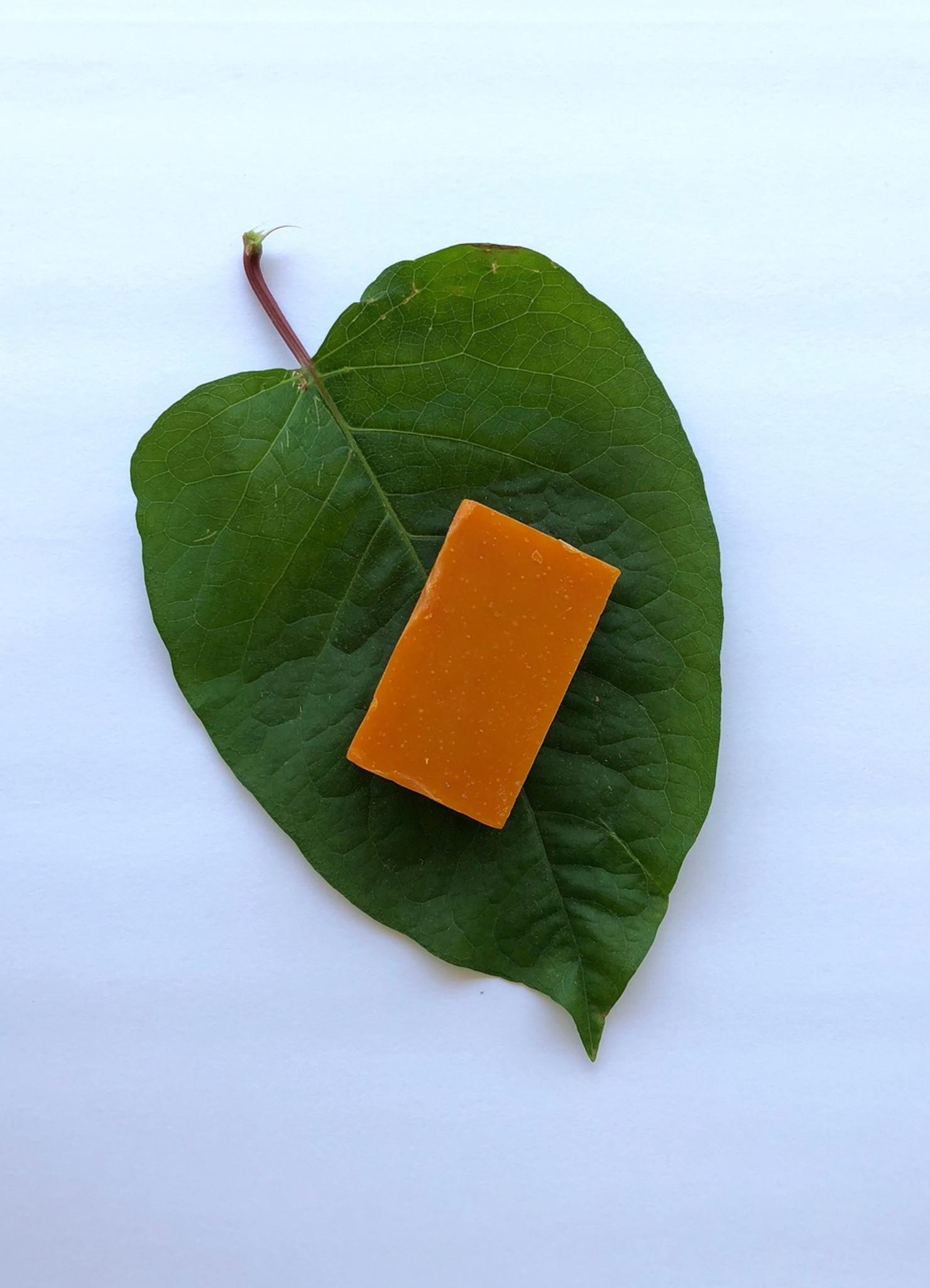 Citrus Lavender Organic Bar Soap