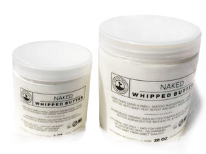 NAKED Whipped Butter