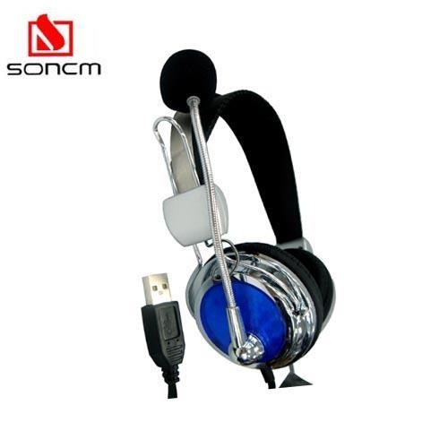 CM108 SONCM DYNAMIC HEADPHONE USB