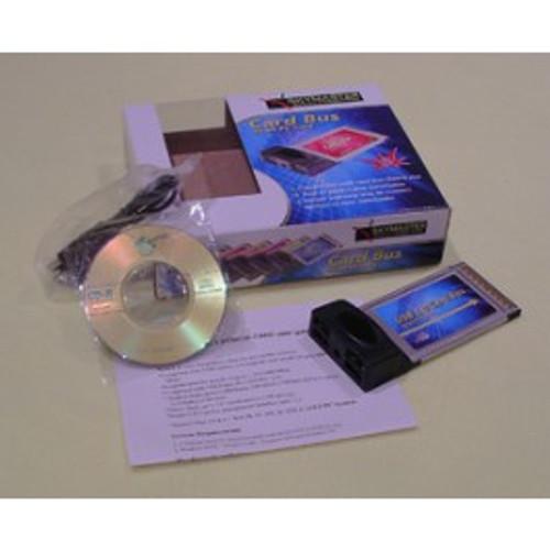 CB204 SKYMASTER PCMCIA CARDBUS TO USB2.0  CARD