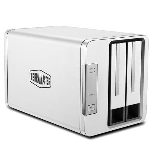 TerraMaster D2-310 2-Bay USB 3.0 Type-C RAID Storage System