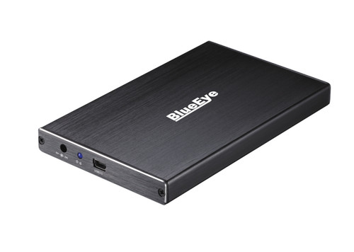 BLUEEYE USB3.0 2 1/2 HDD ENCLOSURE  9.5 mm