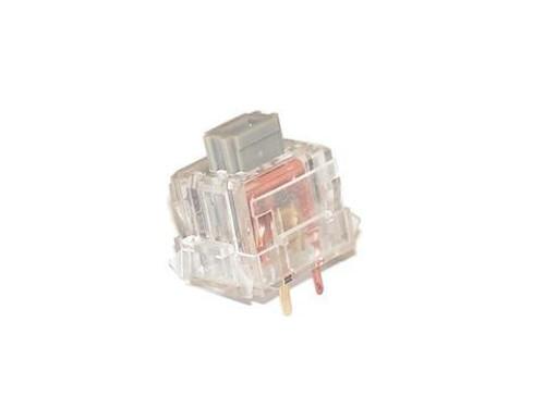 Matias Quiet Click Switch, quiet mechanical keyswitch, 45 pcs
