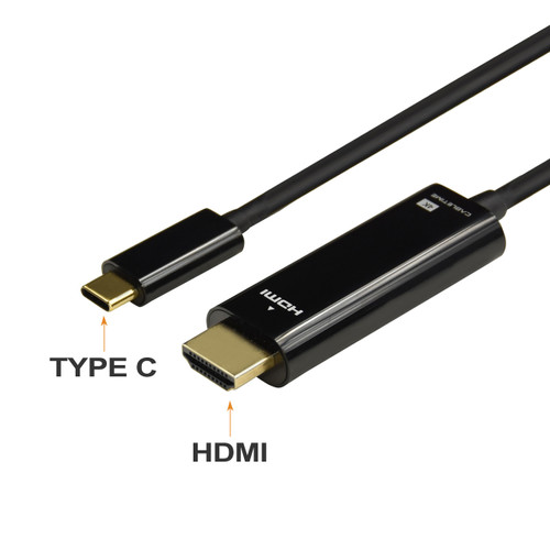 SKYMASTER USB3.1 TYPE C TO HDMI 1.8 M 4K CABLE