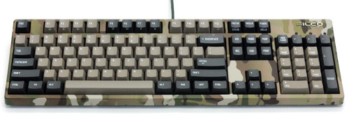 Majestouch 2 Filco Camouflage-R  BROWN switch mech KB