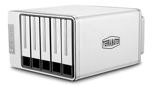 TerraMaster D5-300C 2+3 (5-Bay) USB 3.0 Type-C RAID Storage System