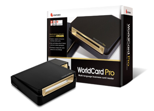 PenPower WorldCard Pro Scanner for Mac/Win