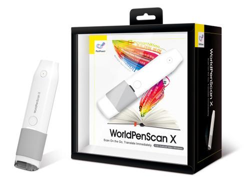 PenPower WorldPenScan X Intelligent handheld pen scanner and translator (iOS/Android/Mac/Win)