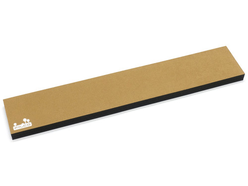Filco Majestouch Wrist Rest Macaron Thick 17mm Large - Cinnamon