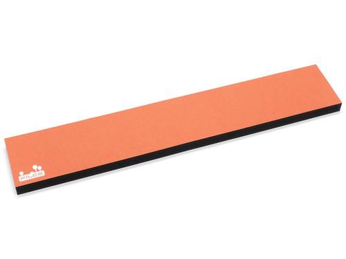 Filco Majestouch Wrist Rest Macaron Thick 17mm Large - Papaya