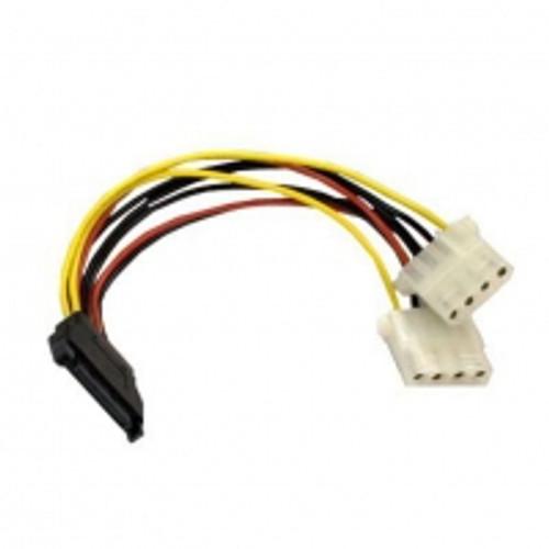 S516 SKYMASTER 2X MOLEX TO SATA    P/W  CABLE