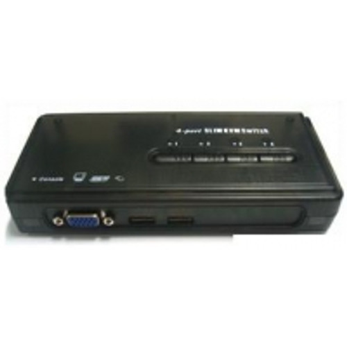 SP04 SKYMASTER 4 PORT USB KVM SWITCH