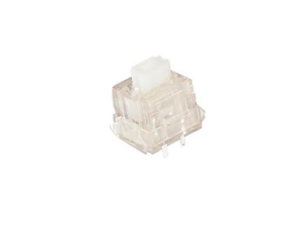 Matias Quiet Click Switch,  clear mechanical keyswitch, 50 pcs