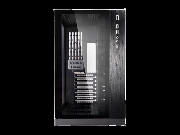 Lian Li Case PC-O11 Dynamic Black Case Tempered Glass Window no PSU