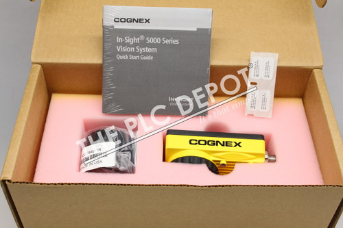 BRAND NEW! COGNEX In-Sight 5000 IS5100-C01 825-0216-1R 5100C Color w/o PATMAX