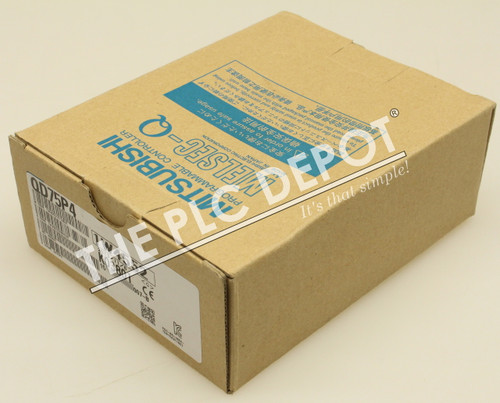 **BRAND NEW** MITSUBISHI QD75P4 Positioning Unit