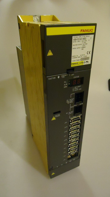 FANUC SPINDLE AMPLIFIER A06B-6102-H211​#H520 NO HASSLE WARRANTY