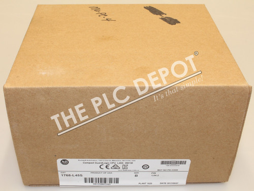 """~2017~ SEALED! Allen Bradley 1768-L45S /B """"FREE EXPEDITED SHIPPING"""""""