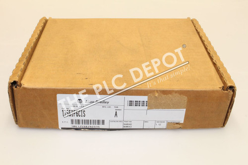 BRAND NEW! Allen Bradley 1756-IF6CIS ControlLogix Isolated *EXPEDITED SHIPPING!*