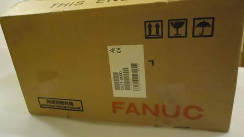 FANUC SERVO MOTOR A06B-0221-B000 PULSECODER aiA1000 A860-2000-T301