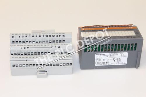 NEW! Allen Bradley 1794-IF4IXT Flex I/O-XT Analog Input Module with TB3K base
