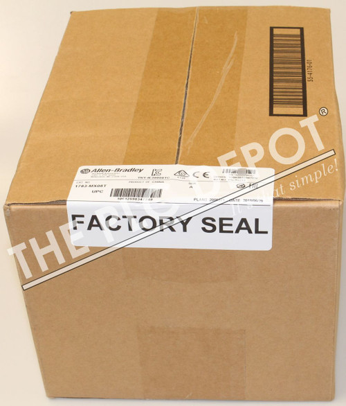 ~2018~ SEALED ALLEN BRADLEY 1783-MX08T Stratix 8000/8300 Expansion 8-Ports MXO8T