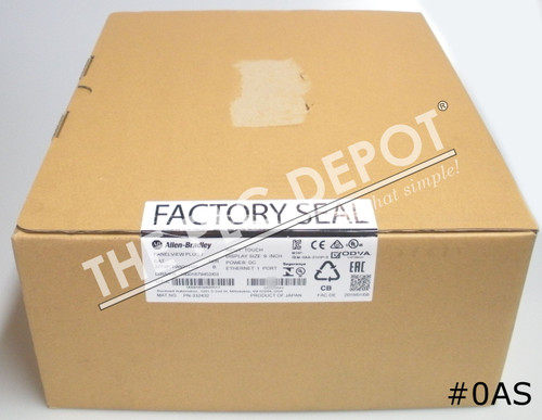 "SEALED 2019 Allen Bradley 2711P-T9W21D8S PanelView Plus 7 Color Touch 9"" #0AS"