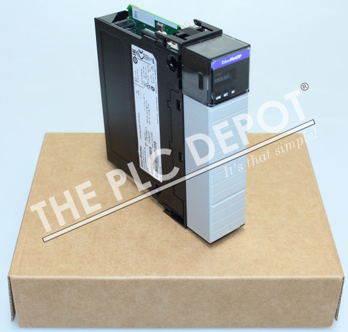 NEW 2019 Allen Bradley 1756-ENBT /A 6.006 ENet/IP 10/100 Bridge 64 TCP/IP