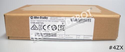 2019 Sealed Allen Bradley 1756-HIST2G /B ControlLogix FactoryTalk Historian ME Module 2GB #4ZX