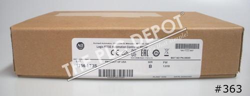 2020 SEALED Allen Bradley 1756-L73S Ser. B GuardLogix Processor #363