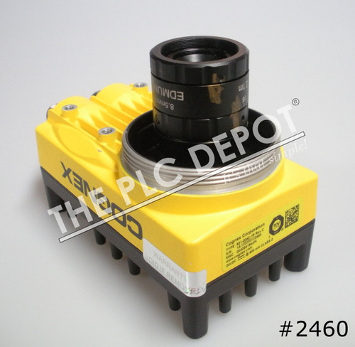 CLEAN! COGNEX IS5603-01 IN-SIGHT HI RES SYSTEM ~FREE EXPRESS SHIPPING~ #2460