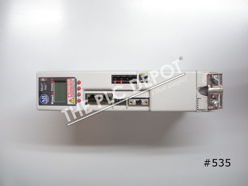 CLEAN USED Allen Bradley 2198-H040-ERS2 Kinetix 5500 Servo Drive #535