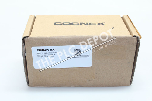 NEW IN BOX COGNEX IS2000M-130-40-125 MONOCHROME VISION SENSOR IN-SIGHT