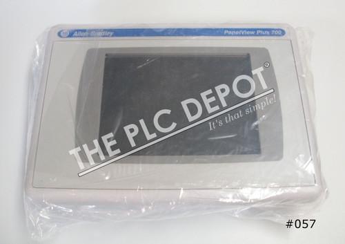 2021 NEW NO BOX Allen Bradley 2711P-T7C4D8 w/RP8D PANELVIEW PLUS 700 #057