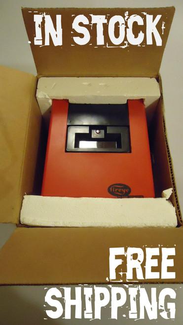 Fireye E100 Allen Bradley Flame-Monitor Burner Control E-100 9133-03 120V