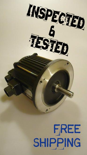 Yaskawa AC Servo Motor USAEE04A-5 3000RPM 400W 200V USAEE04A5