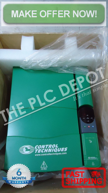 Brand New Control Techniques Commander GP GPD 4401 GPD4401 Drive