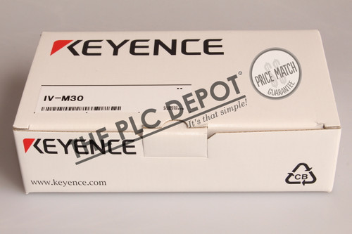 "BRAND NEW! Keyence Corp IV-M30 3.5"" Intelligent Monitor LCD Screen Color"