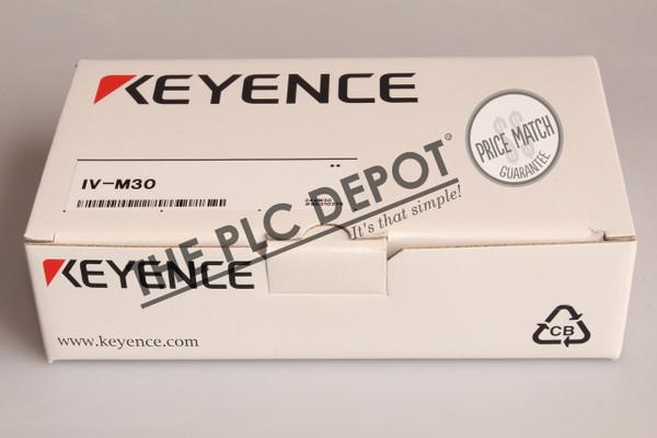 "BRAND NEW! Keyence Corp IV-M30 3.5"" Intelligent Monitor LCD Screen Color"