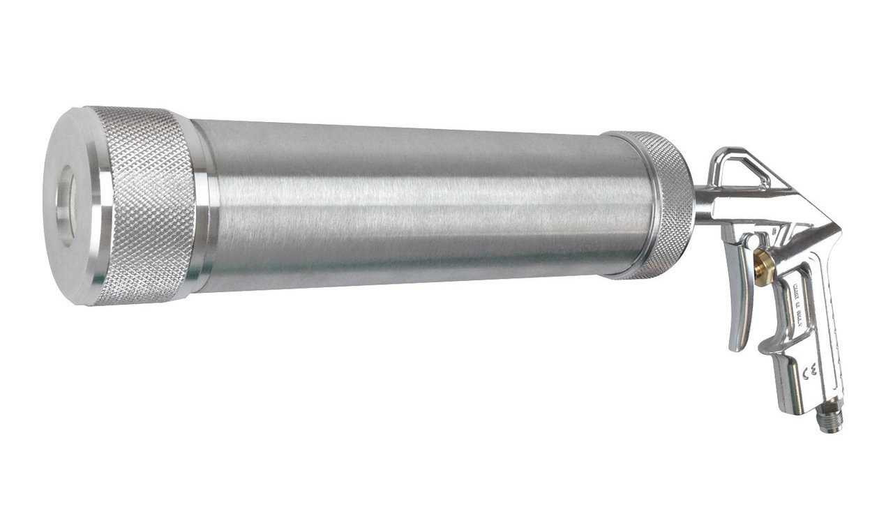 Pneumatic Air Caulking Gun with optional Air Flow Regulator